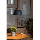 Claudi plafondlamp, miniatuur afbeelding 2