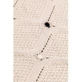Model Kids katoenen gebreide deken, miniatuur afbeelding 4