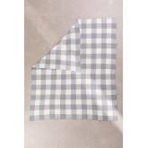 Kalai katoenen plaid deken, miniatuur afbeelding 3
