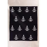 Sally katoenen plaid deken, miniatuur afbeelding 2