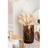 Jazz glazen vaas, miniatuur afbeelding 1
