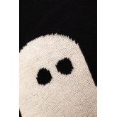Vierkant katoenen kussen (45x45 cm) Fantom, miniatuur afbeelding 3