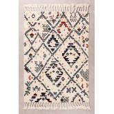Wollen vloerkleed (205x120 cm) Erbe, miniatuur afbeelding 2
