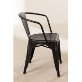 LIX Vintage stoel met armleuningen, miniatuur afbeelding 3