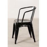 LIX stoel met armleuningen, miniatuur afbeelding 2