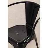 LIX stoel met armleuningen, miniatuur afbeelding 3