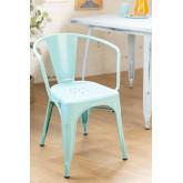 LIX stoel met armleuningen, miniatuur afbeelding 5