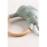Oloe Katoenen Rammelaar voor kinderen, miniatuur afbeelding 2