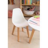 Mini Scand Nordic Kinderstoel  , miniatuur afbeelding 1