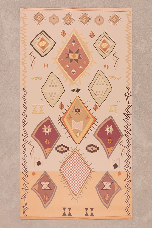 Vinyl vloerkleed (150x80 cm) Jirab, galerij beeld 1