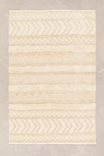 Vloerkleed van wol en katoen (255x164 cm) Lissi