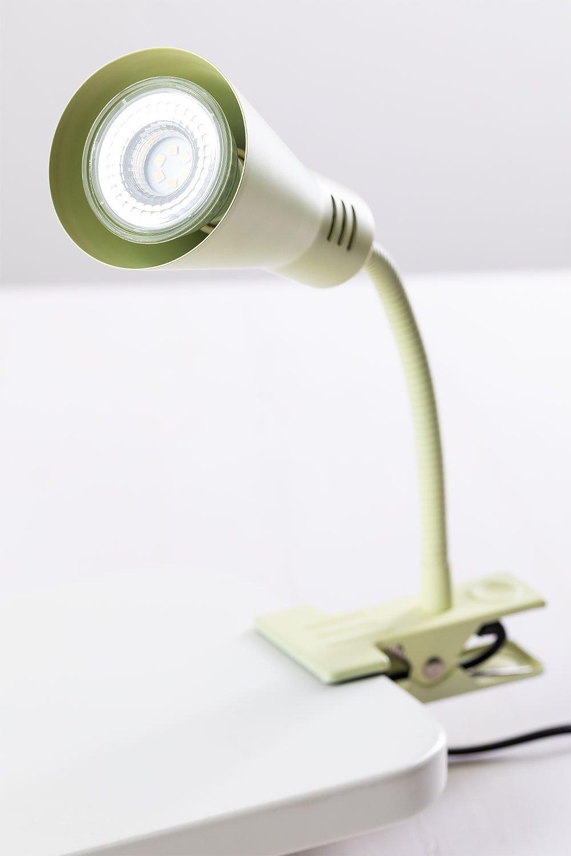 LED Flexo met klem Boku, galerij beeld 1