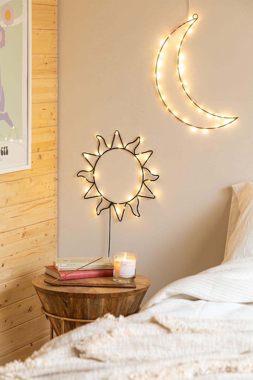 Melky LED decoratieve slinger, galerij beeld 1