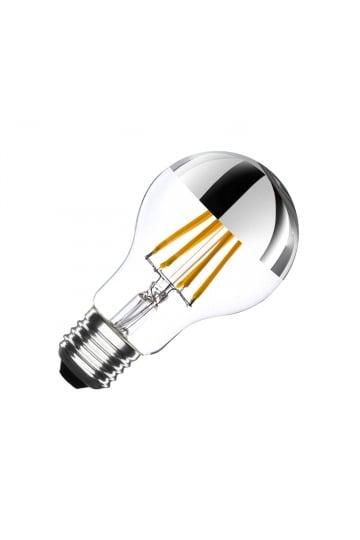 Bombilla LED E27 Regulable Filamento Reflect A60 3.5W