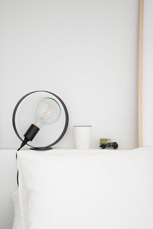 Ircul tafellamp, galerij beeld 1