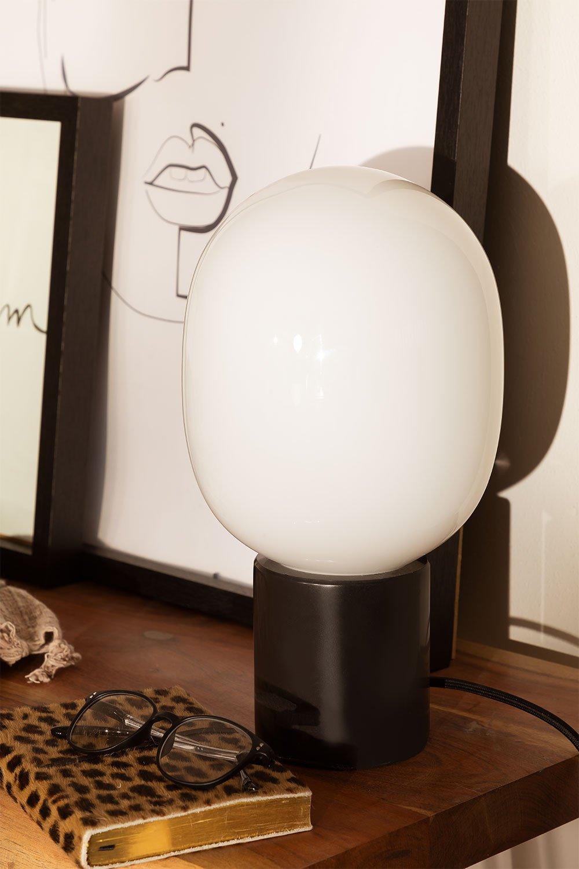 Bow tafellamp, galerij beeld 1