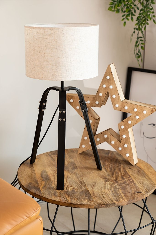 Bursy tafellamp, galerij beeld 1