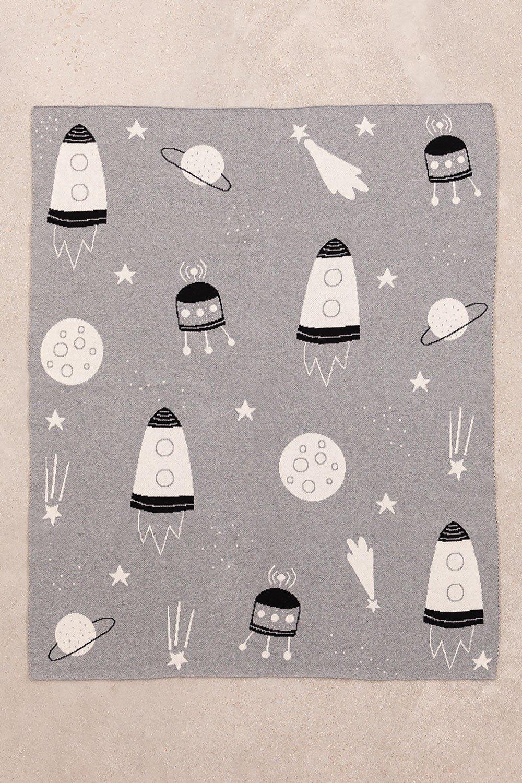 Dabyd Kids katoenen deken, galerij beeld 1