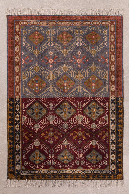 Katoenen vloerkleed (180x124 cm) Alana, galerij beeld 1