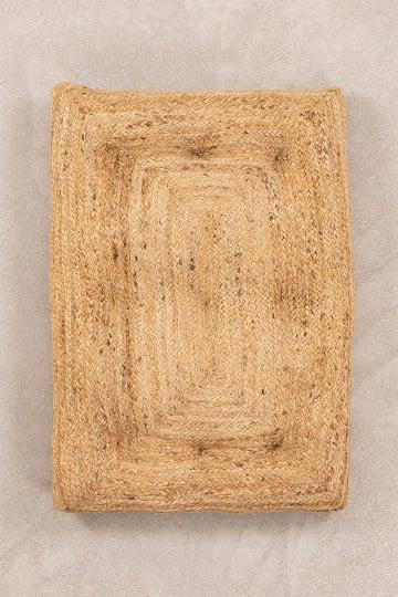 Jute Futon (60 cm x 90 cm) Fakip