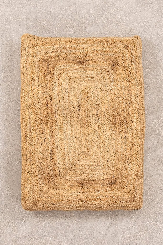 Jute Futon (60 cm x 90 cm) Fakip, galerij beeld 1
