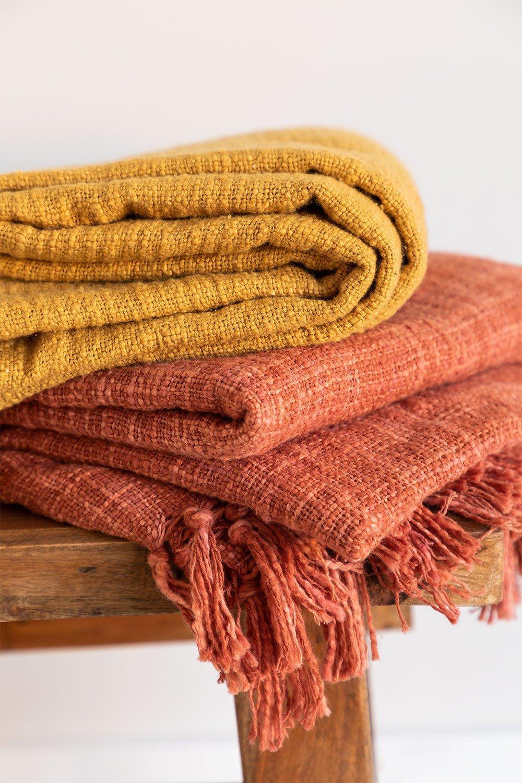 Palid deken in Fenna katoen, galerij beeld 1