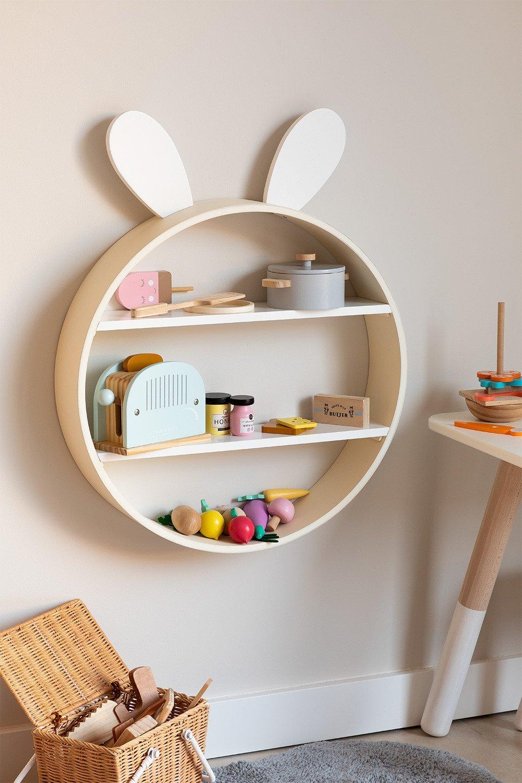 Buny Kids houten boekenkast, galerij beeld 1