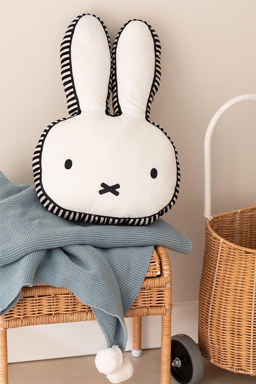 Roger Kids katoenen pluche konijn, galerij beeld 1