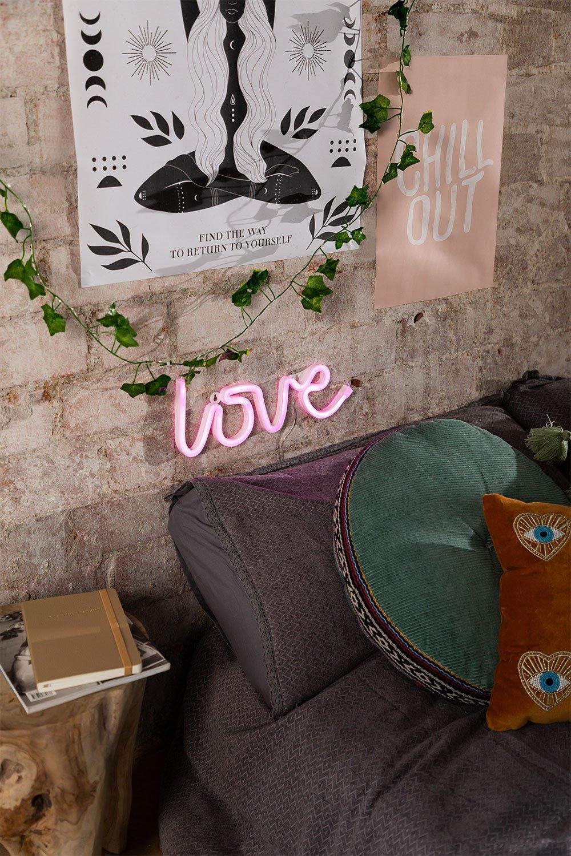 Neon love, galerij beeld 1