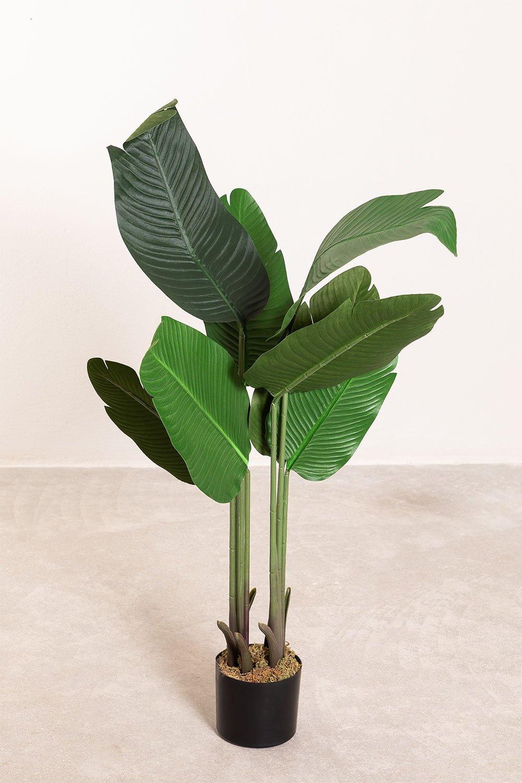 Decoratieve kunstmatige bananenplant, galerij beeld 1