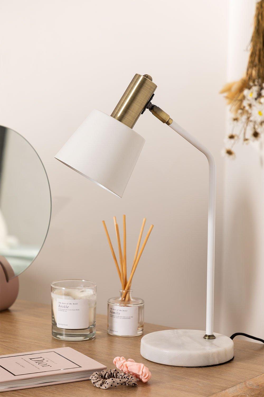 Águeda tafellamp , galerij beeld 1