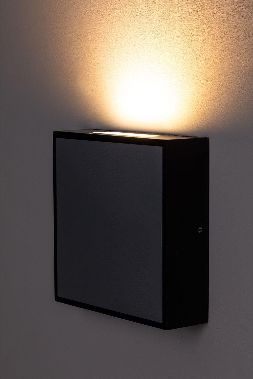 Pulhi Outdoor Led Wandlamp, galerij beeld 1