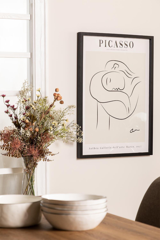 Decoratieve print (50x70 cm) Vrouw, galerij beeld 1