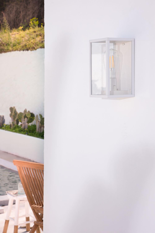 Delha Outdoor Wall Sconce , imagem de galeria 1