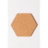 Pacote de 7 rolhas de parede Geom, imagem miniatura 6