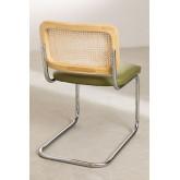 Cadeira de jantar em couro Tento, imagem miniatura 4