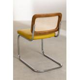 Cadeira de jantar em couro vintage Tento, imagem miniatura 5