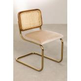 Cadeira de jantar vintage Tento Gold, imagem miniatura 2