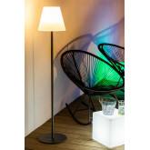 Llahra Solar Outdoor Floor Lamp, imagem miniatura 1