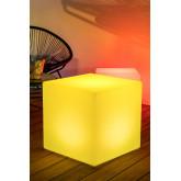 Abajur cubo outdoor led, imagem miniatura 1