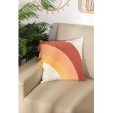 Almofada quadrada de algodão (45x45 cm) Nory , imagem miniatura 1