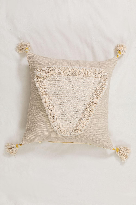 Capa de Almofada de Algodão Kiran, imagem de galeria 1