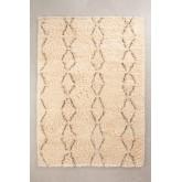 Tapete de algodão e lã (230x165 cm) Ewan, imagem miniatura 1