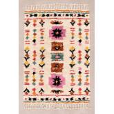 Tapete de lã e algodão (270x165 cm) Obby, imagem miniatura 1