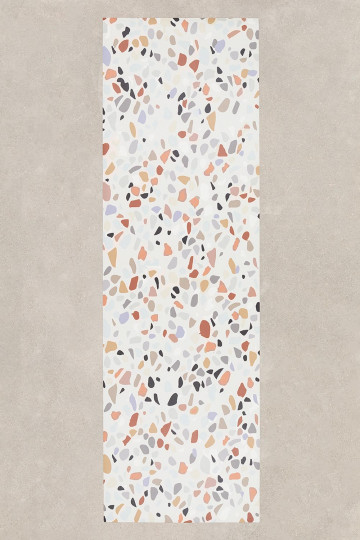 Tapete de vinil (200x60 cm) Zirab