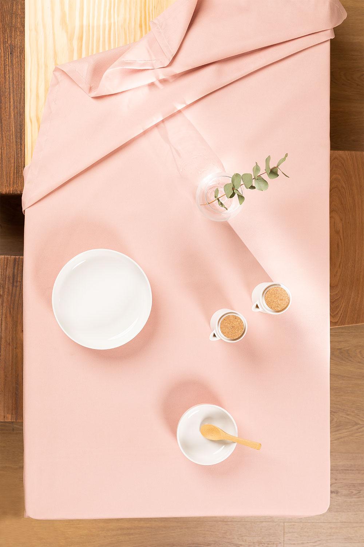 Toalha de mesa lisa (150 x 200 cm) Malvi , imagem de galeria 1