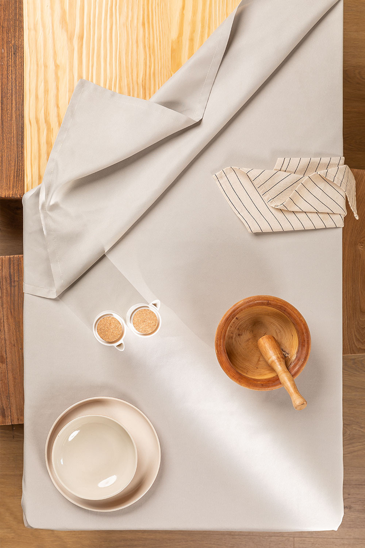 Toalha de mesa lisa (150 x 250 cm) Arvid, imagem de galeria 1