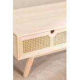 Mesa de centro de madeira estilo Ralik , imagem miniatura 6