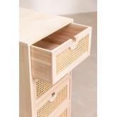 Cômoda de madeira estilo Ralik, imagem miniatura 4