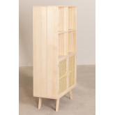 Armário de madeira estilo ralik, imagem miniatura 4